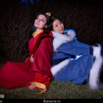 Avatar - Ursa and Kya